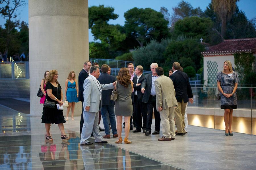 Athenian brewery amstel heineken beer athens museum event corporate
