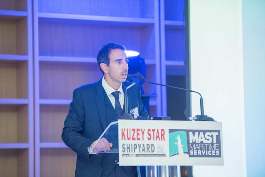 Mast maritime services naftiliaki company ship event photography