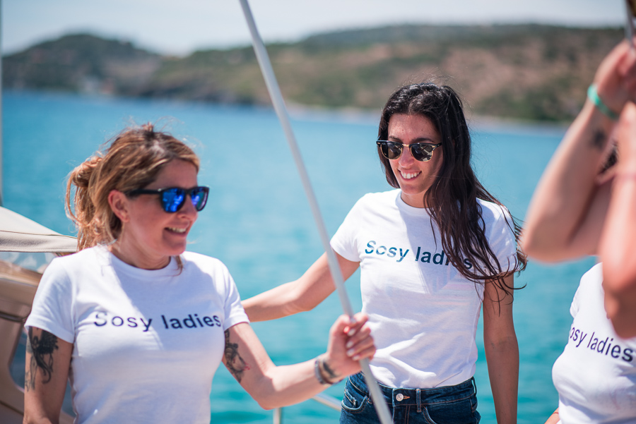Sosy ladies sea life coaching corporate photography videography