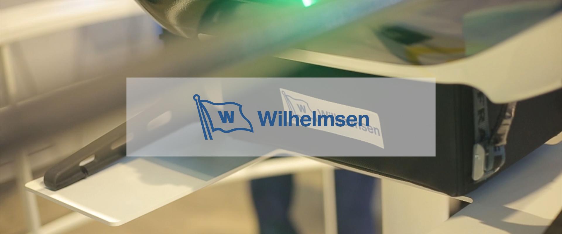 Wilhelmsens ship drone airbus