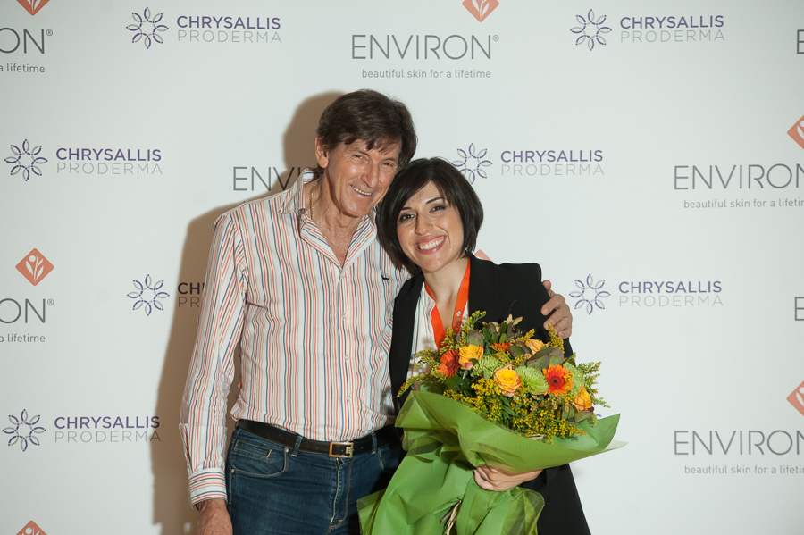 chrysallis proderma event environ products corporate photography mouseio goulandri