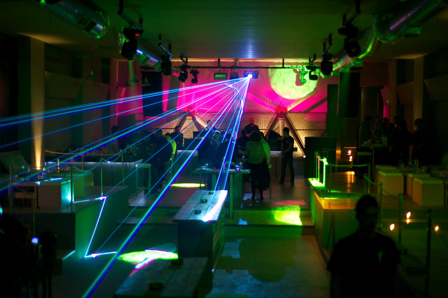 night club photography interior corporate