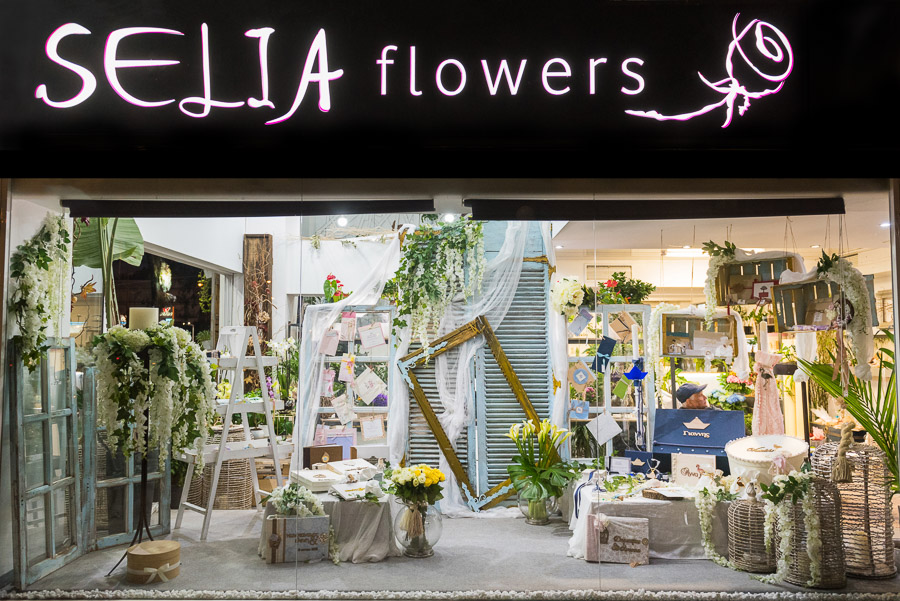 selia flowers corporate photography interior exterior floral design